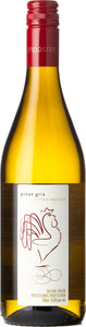Red Rooster Pinot Gris 2015, BC VQA Okanagan Valley Bottle