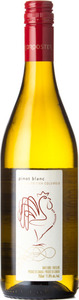 Red Rooster Winery Pinot Blanc 2015, BC VQA Okanagan Valley Bottle