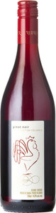 Red Rooster Winery Pinot Noir 2014, Okanagan Valley Bottle