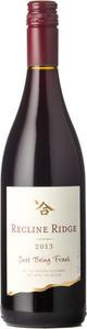 Recline Ridge Winery Just Being Frank 2013 Bottle