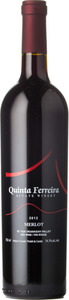 Quinta Ferreira Merlot 2012, BC VQA Okanagan Valley Bottle