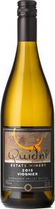 Quidni Estate Winery Viognier 2015, BC VQA Okanagan Valley Bottle