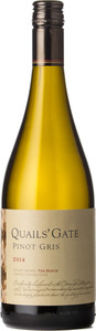 Quails' Gate The Bench Pinot Gris 2014, Okanagan Valley Bottle
