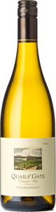 Quails' Gate Chardonnay 2014, BC VQA Okanagan Valley Bottle