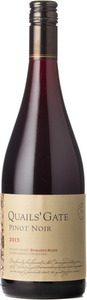Quails' Gate Richard's Block Pinot Noir 2013, Okanagan Valley Bottle