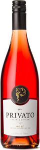 Privato Rosé 2015 Bottle