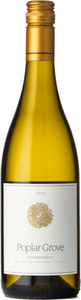 Poplar Grove Chardonnay 2015, Okanagan Valley Bottle