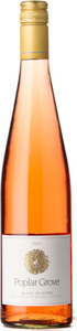 Poplar Grove Blanc De Noirs Rosé 2015, Okanagan Valley Bottle