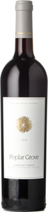 Poplar Grove Cabernet Franc 2013, BC VQA Okanagan Valley Bottle