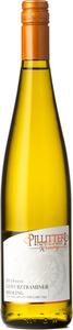 Pillitteri Gewurztraminer Riesling Fusion 2014, VQA Niagara Peninsula Bottle