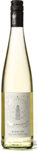 Pelee Island Winery Lighthouse Riesling 2013, VQA Ontario Bottle
