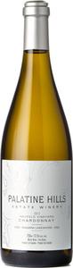 Palatine Hills Neufeld Vineyard Chardonnay 2012, VQA Niagara Lakeshore Bottle