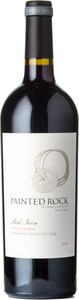 Painted Rock Estate Winery Red Icon 2013, BC VQA Okanagan Valley Bottle