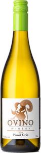Ovino Winery Pinot Gris 2015, Okanagan Valley Bottle