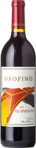 Orofino Red Bridge Red 2013 Bottle
