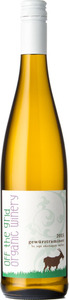 Off The Grid Organic Winery Gewurztraminer 2015, Okanagan Valley Bottle