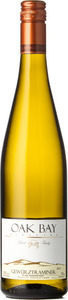 Oak Bay Gewurztraminer 2014, Okanagan Valley Bottle
