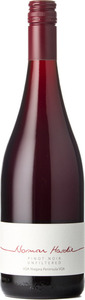 Norman Hardie Unfiltered Niagara Pinot Noir 2014, VQA Niagara Peninsula Bottle