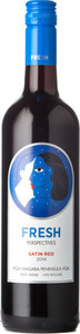 Fresh Perspectives Satin Red 2014, VQA Niagara Peninsula Bottle