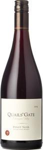 Quails' Gate Stewart Family Reserve Pinot Noir 2014, Okanagan Valley Bottle
