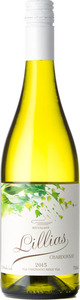 Westcott Lillias Unoaked Chardonnay 2015, VQA Vinemount Ridge, Niagara Peninsula Bottle