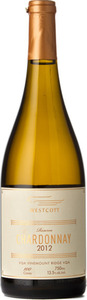 Westcott Vineyards Reserve Chardonnay 2012, VQA Vinemount Ridge Bottle