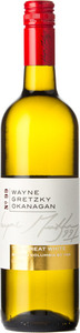 Wayne Gretzky Okanagan The Great White 2015, VQA Okanagan Valley Bottle