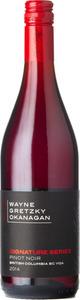 Wayne Gretzky Okanagan Signature Series Pinot Noir 2014 Bottle