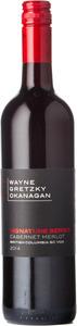 Wayne Gretzky Okanagan Signature Series Cabernet Merlot 2014 Bottle