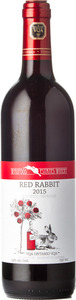 Waupoos Estates Red Rabbit 2015, Prince Edward County Bottle