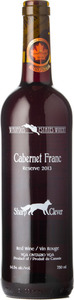 Waupoos Cabernet Franc Reserve 2013, Ontario Bottle