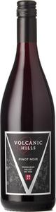 Volcanic Hills Pinot Noir 2011, BC VQA Okanagan Valley Bottle
