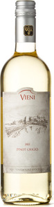 Vieni Estates Pinot Grigio 2013, Niagara Peninsula Bottle