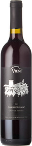 Vieni Estates Cabernet Franc Private Reserve 2012, VQA Vinemount Ridge Bottle