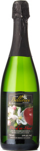 Belliveau Orchard Pre D'en Haut Sparkling, New Brunswick Bottle