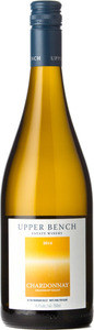 Upper Bench Chardonnay 2014, BC VQA Okanagan Valley Bottle