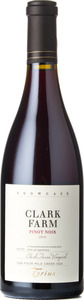 Trius Showcase Clark Farm Vineyard Pinot Noir 2014, VQA Niagara Peninsula Bottle