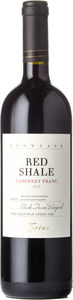 Trius Showcase Red Shale Cabernet Franc Clark Farm Vineyard 2013, VQA Four Mile Creek Bottle