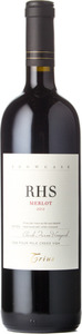 Trius Showcase Rhs Merlot Clark Farm Vineyard 2012, Four Mile Creek Bottle