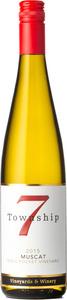 Township 7 Muscat Rock Pocket Vineyard 2015, Okanagan Valley Bottle