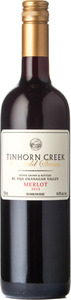 Tinhorn Creek Oldfield Series Merlot 2012, BC VQA Okanagan Valley Bottle
