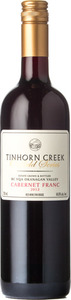 Tinhorn Creek Oldfield Series Cabernet Franc 2012, Okanagan Valley Bottle