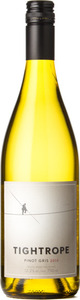 Tightrope Winery Pinot Gris 2015, Okanagan Valley Bottle