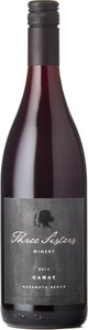 Three Sisters Gamay 2014, Okanagan Valley Bottle