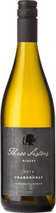 Three Sisters Chardonnay 2014, Okanagan Valley Bottle