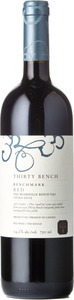 Thirty Bench Benchmark Red 2012, VQA Beamsville Bench Bottle