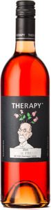 Therapy Pink Freud 2015, Okanagan Valley Bottle