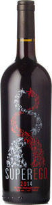 Therapy Super Ego 2014, BC VQA Okanagan Valley Bottle
