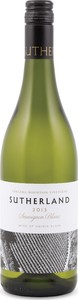 Sutherland Sauvignon Blanc 2014, Wo Elgin Bottle