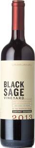 Black Sage Cabernet Sauvignon 2013, BC VQA Okanagan Valley Bottle
